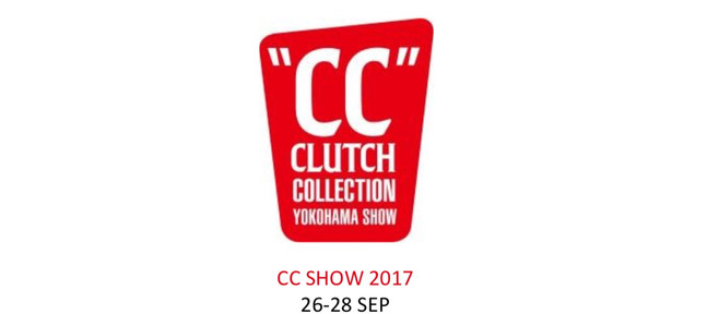 You can see us at TheCLUTCH COLLECTION SHOW in Yokohama!!