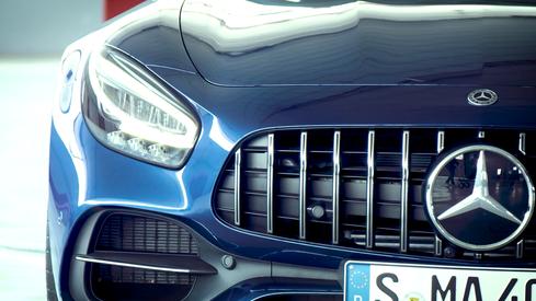 VOX auto mobil - MERCEDES BENZ AMG GT