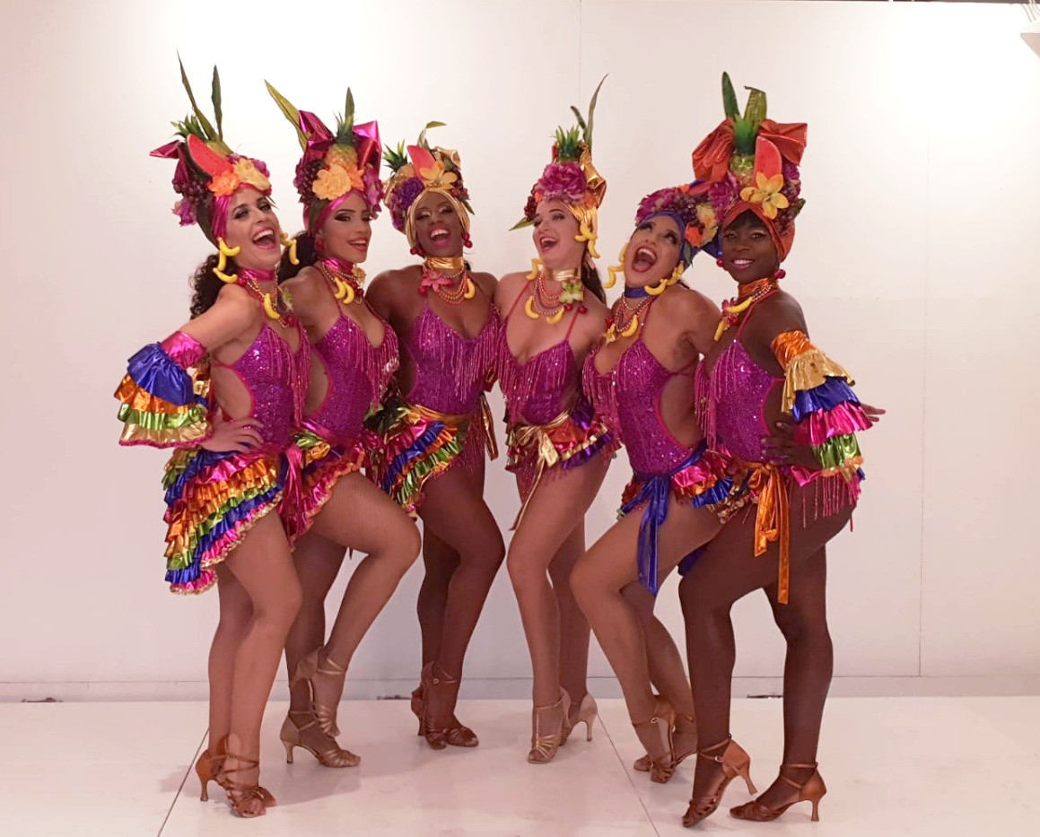 Book Tropical Dancers & Hostesses London