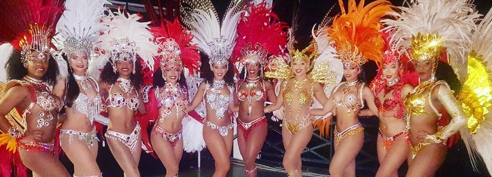 Book Brazilian Samba Dancers