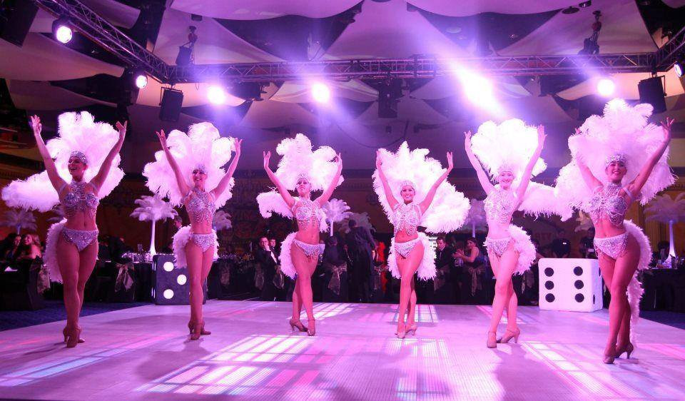 Beautiful Showgirls for hire London