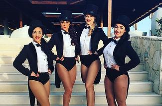 Hire Cabaret Show Dancers London