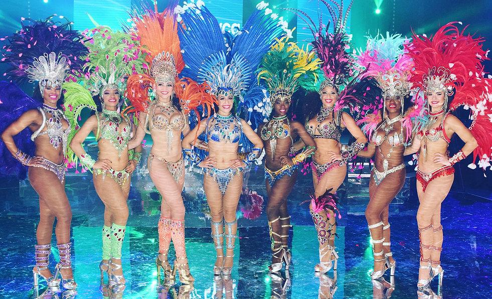 Book best Brazilian Carnival shows Londo