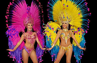 Hire Brazilian Dancers London