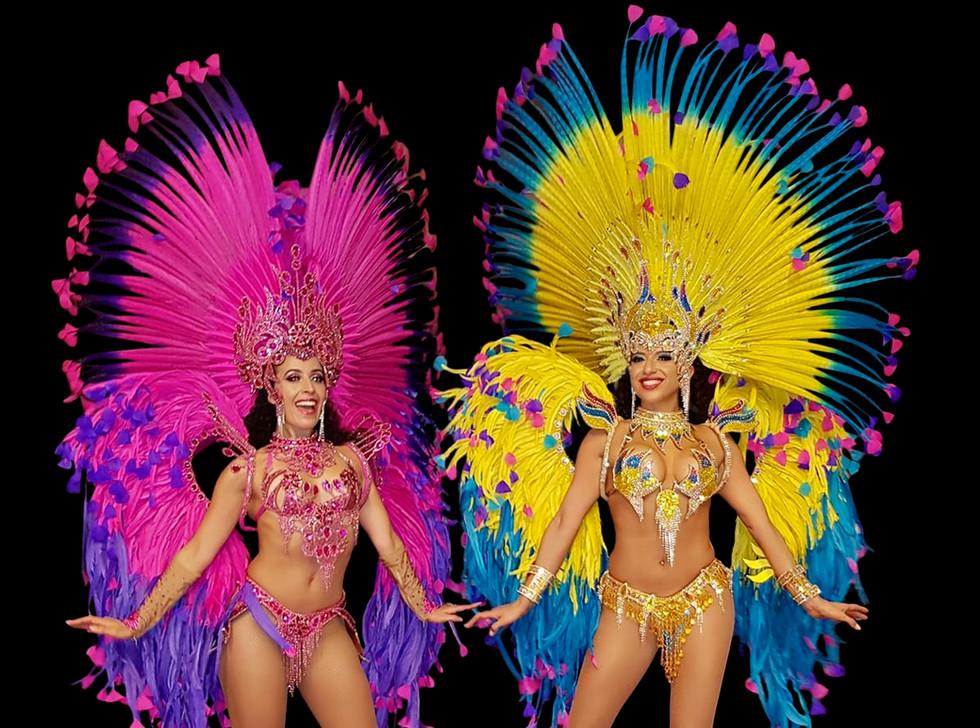 Book Brazilian Samba Dancers London