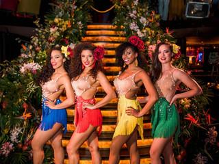 Cuban Salsa Dancers