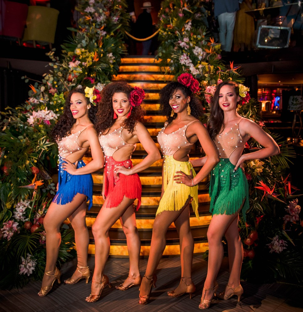 World Dancers for Hire from FantasyBox Entertainment
