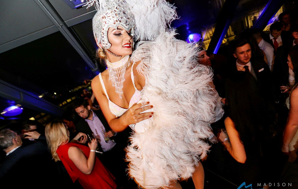 Best Showgirls in London for Hire