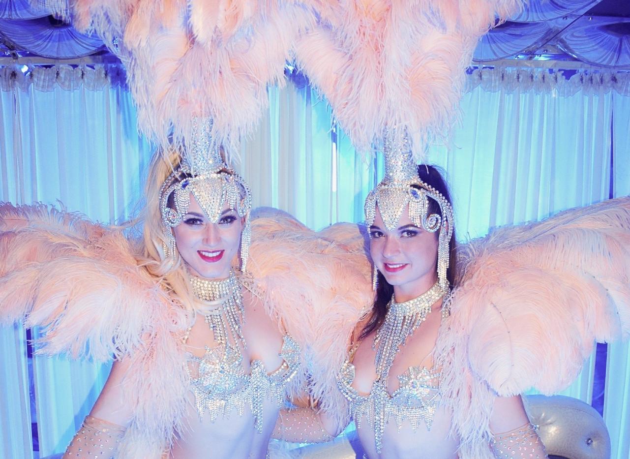 Hire Beautiful Showgirls Victorias Secre
