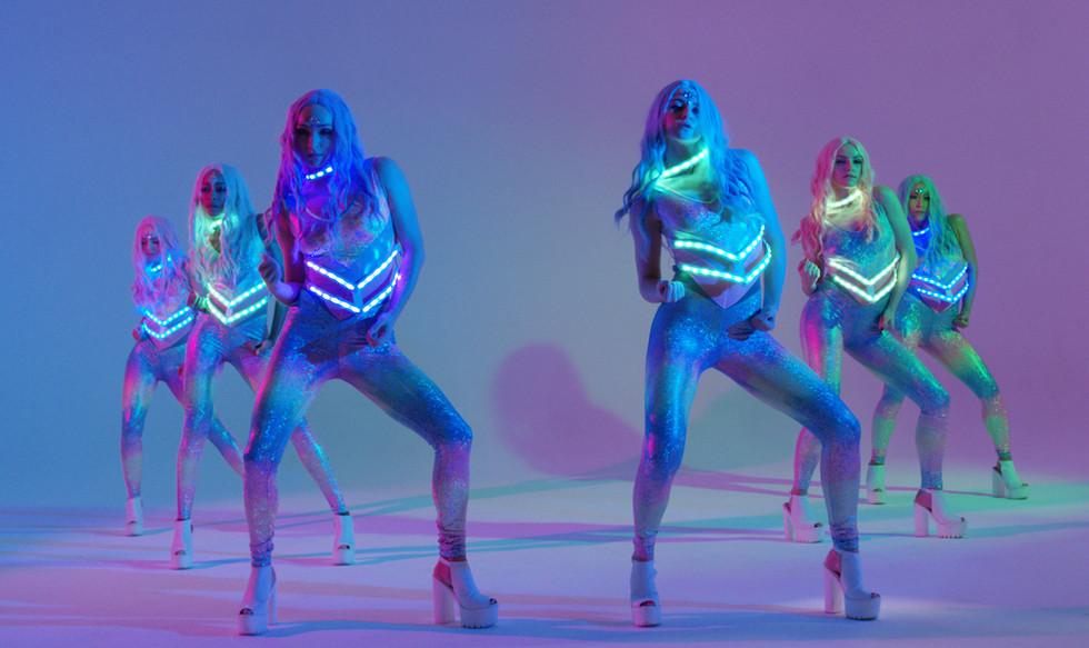 Hire best LED Dancers London UK