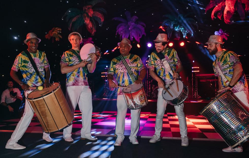 Hire Best Brazilian Carnival Band