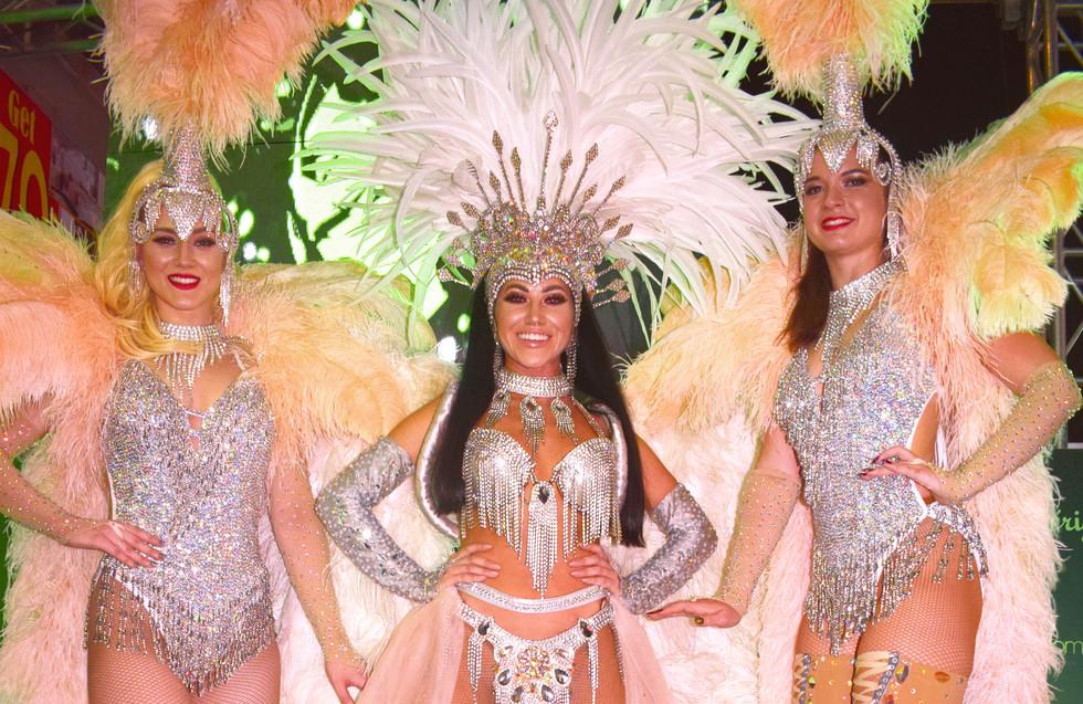 Hire Luxury Stiltwalkers Victorias Secret Angels London UK