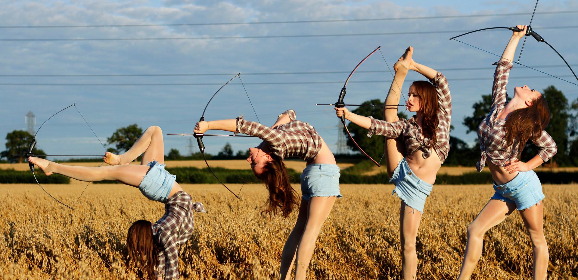 Foot Archery Evolution