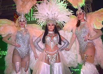 Book Best Showgirls London UK