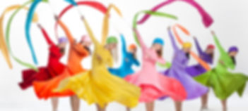 FantasyBox Ribbon Dancers multicolour.jp
