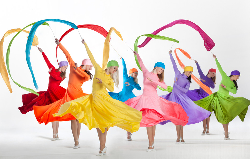 Book Ribbon Dancers for Events London