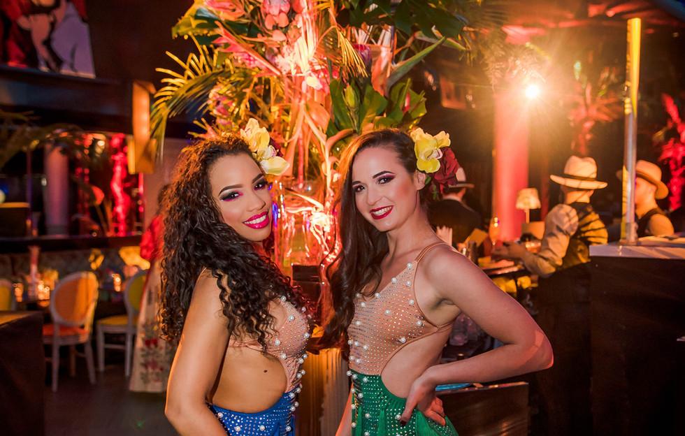 Book best salsa dancers show london