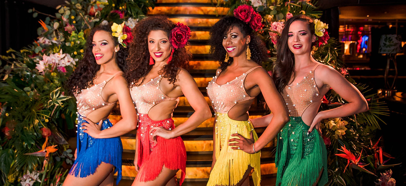 Best Cuban Dancers Show London