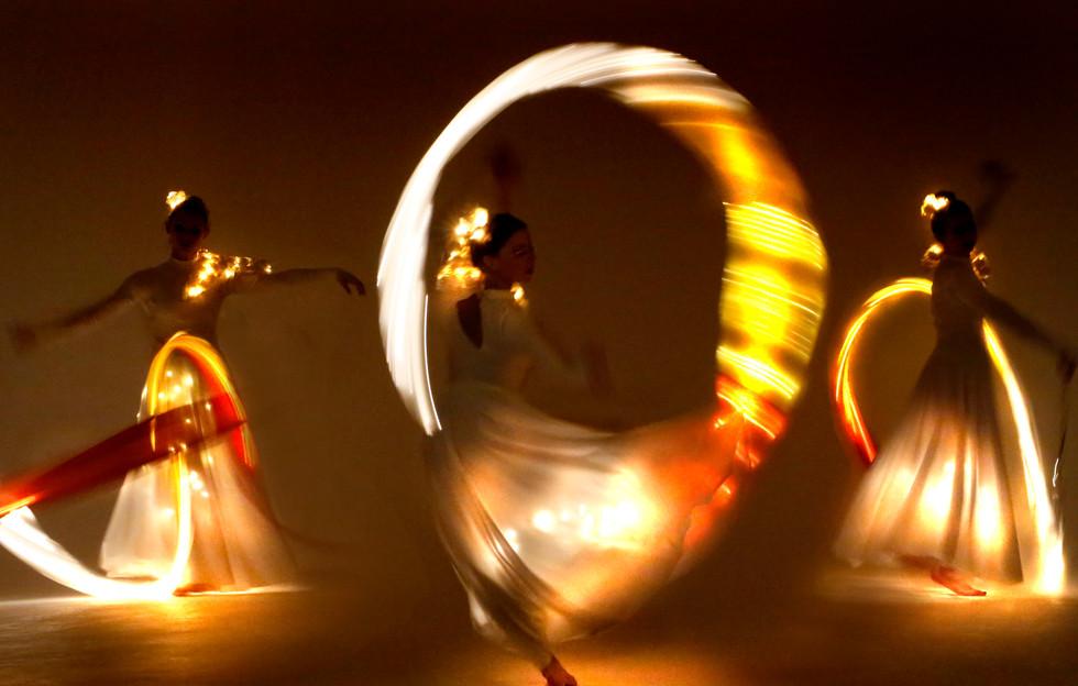 Best Ribbon Dancers Hire UK