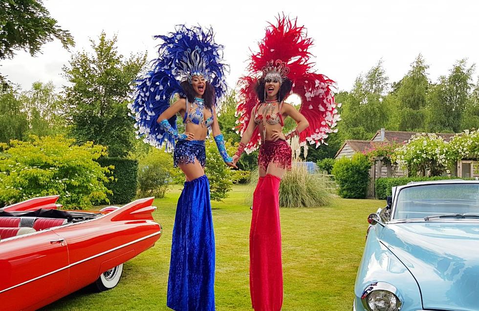 Hire Luxury Stiltwalkers London UK