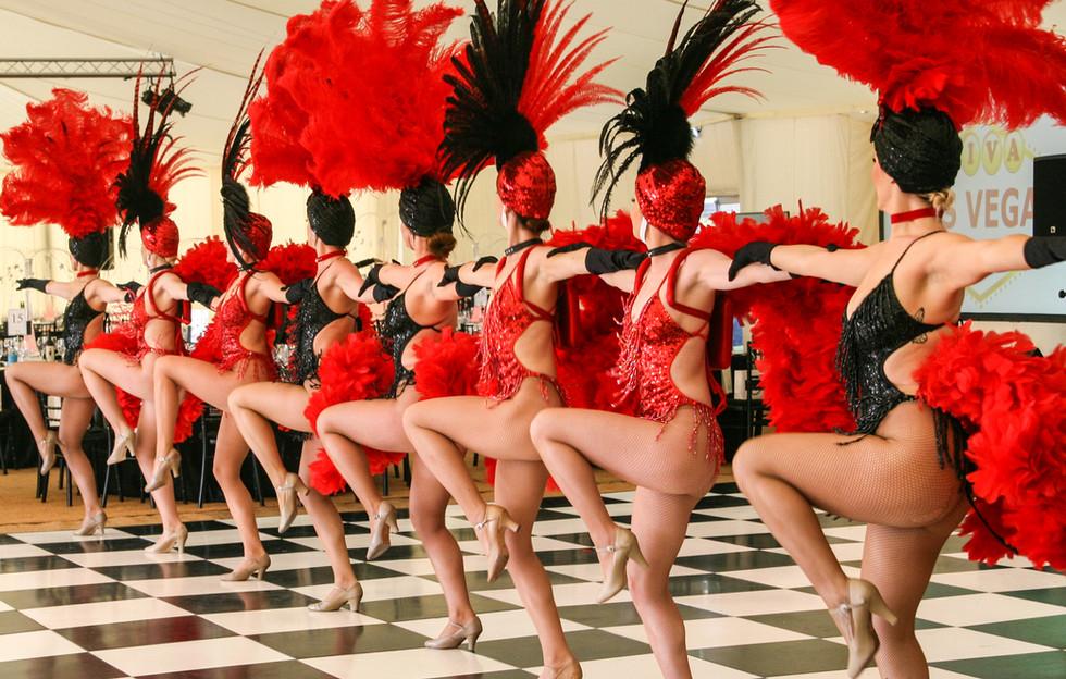Beautiful Showgirls for hire London