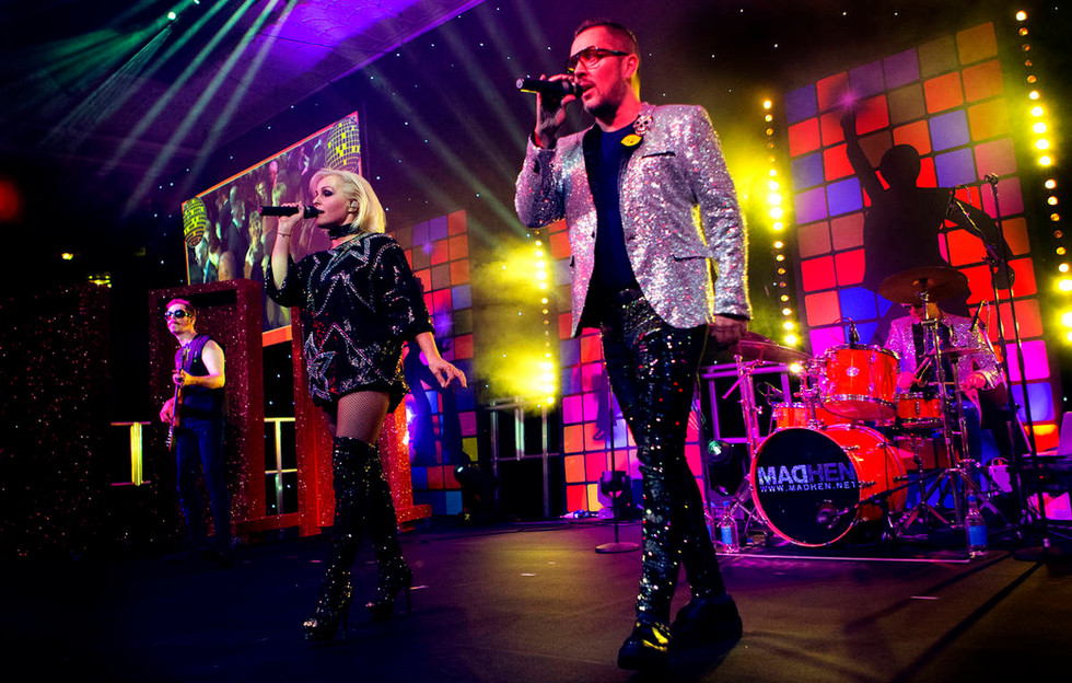 Hire Best Party Band London