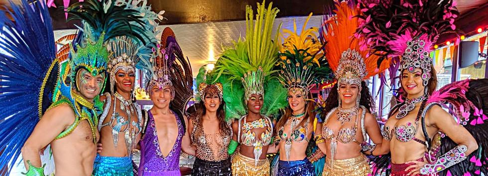 Hire Best Carnival Entertainment Acts London UK