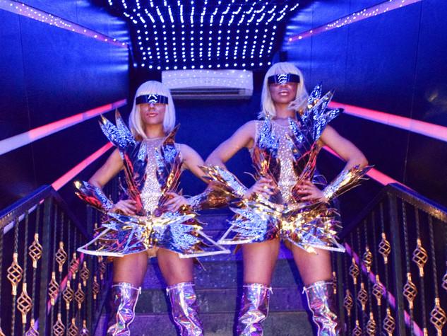 Futuristic Entertainment