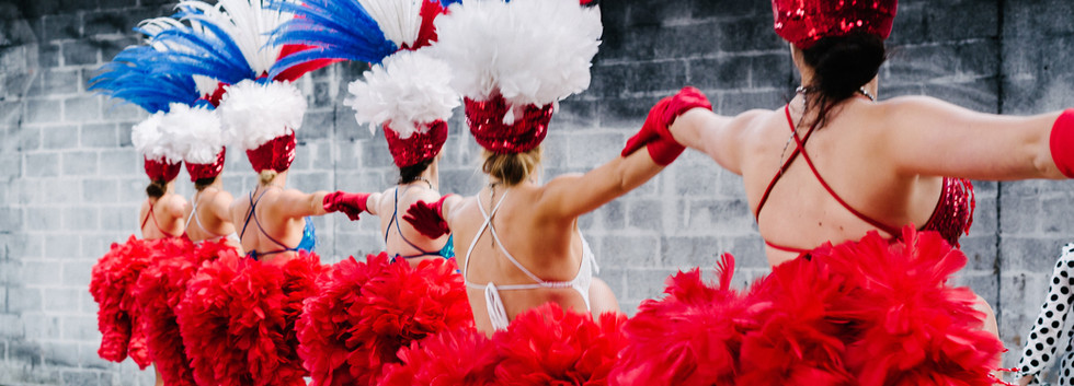 Moulin Rouge Show hire London UK