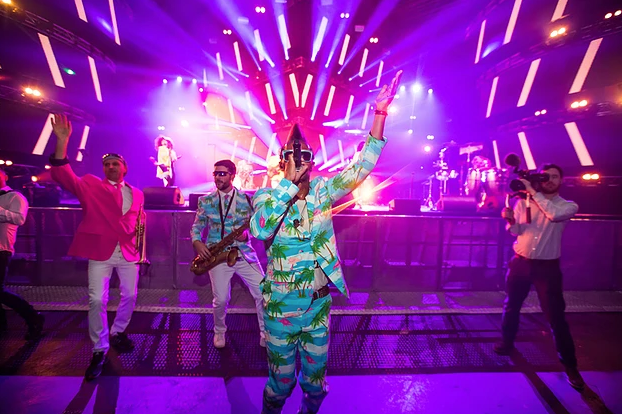 Hire the Ultimate Funk Band in London