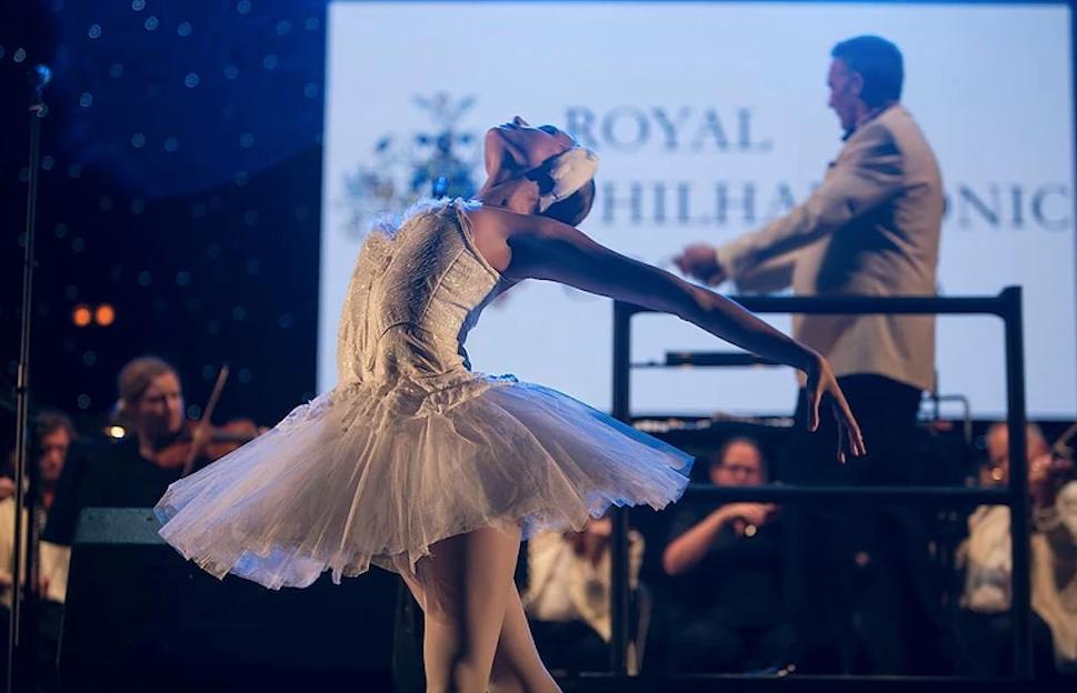 Book best ballerinas in UK