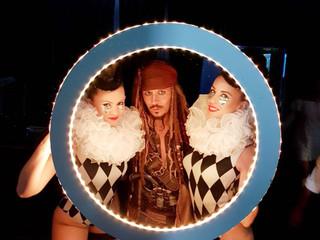 Jack Sparrow Circus Walkabout