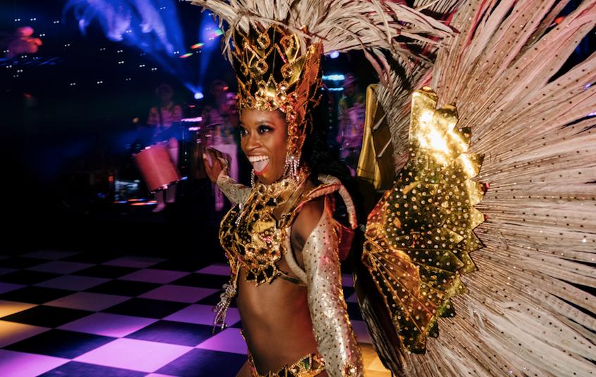 Hire Brazilian Samba Dancers London UK