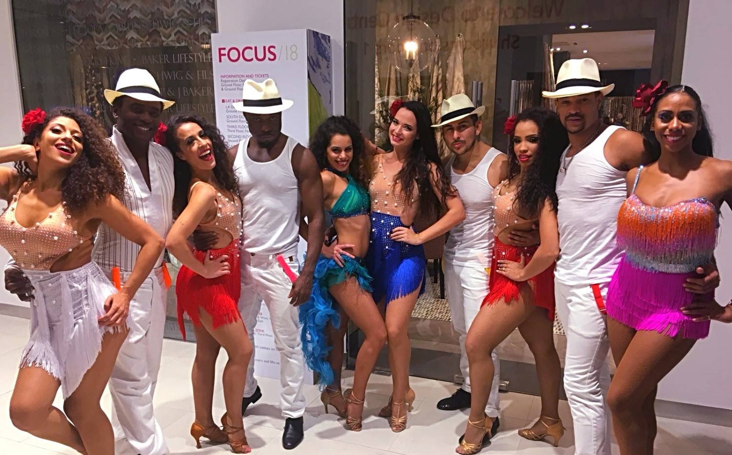 Hire Best Cuban Show and Cuban Dancers in London