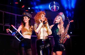 Hire Best LED Musicians Saxophone Bongos