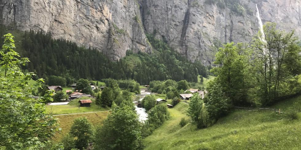 Switzerland - Bernese Oberland