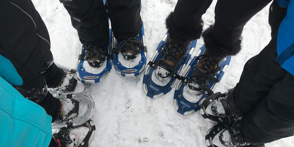 Winter Walk/Intro to Snowshoeing
