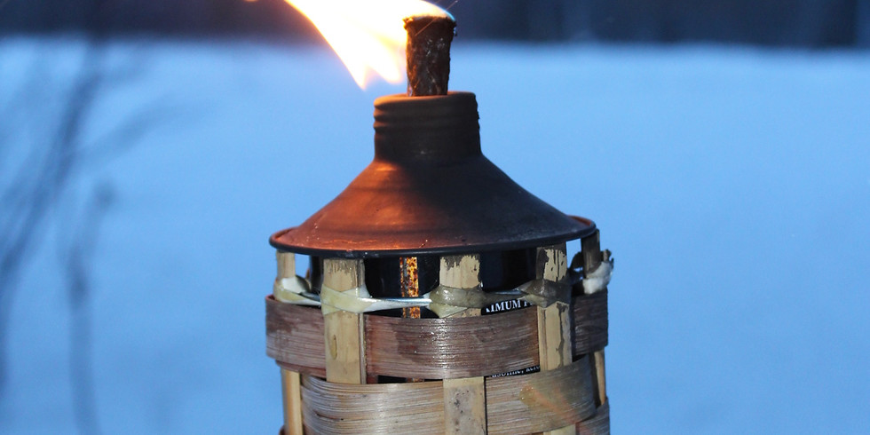 Light Up the Night Torch Light Ski / Snowshoe (Weather Dependent)