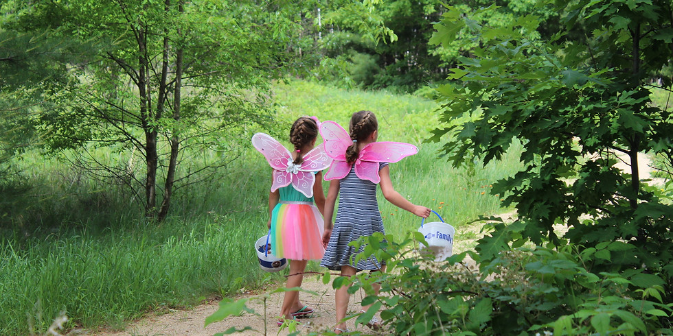Woodland Fairy Day Camp -- In-Person