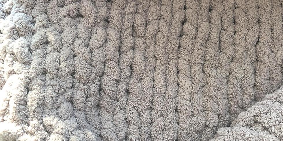 Chunky Blanket Workshop (# 4)