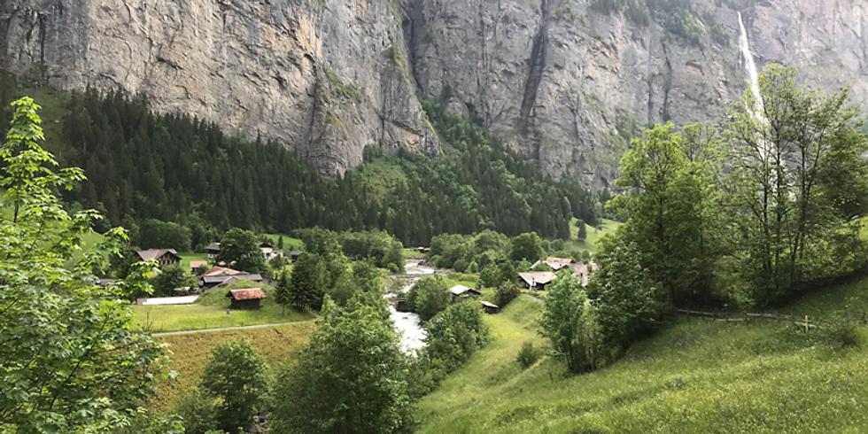 Switzerland- Bernese Oberland Presentation