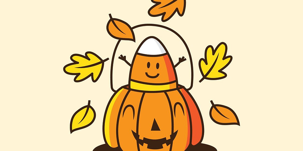 PM Session: Storytime: Halloween Fun