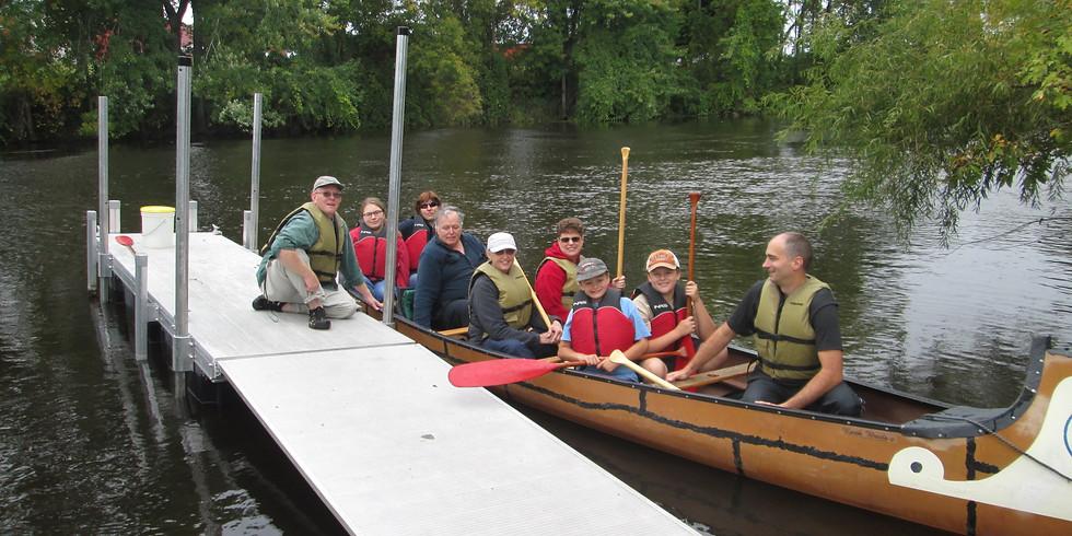 Fall Color Voyageur Canoe Trip