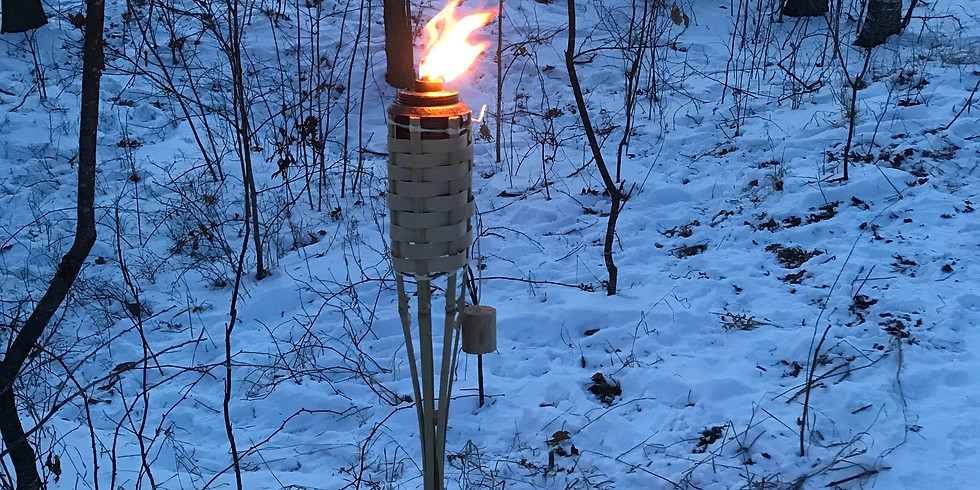 Light Up the Night Torch Light Ski / Snowshoe (Weather Dependent) #3