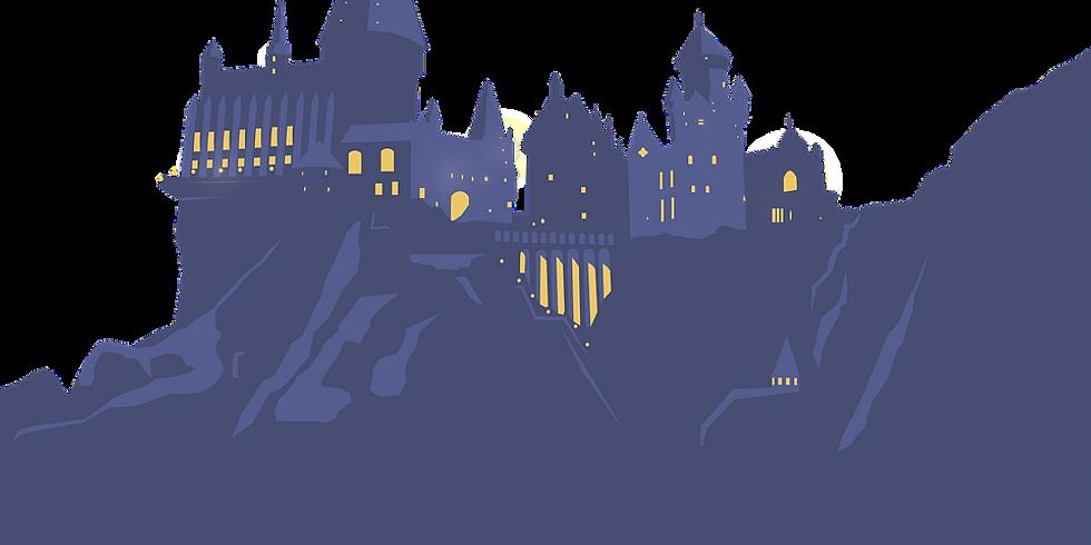 Halloween Happenings Goes to Hogwarts