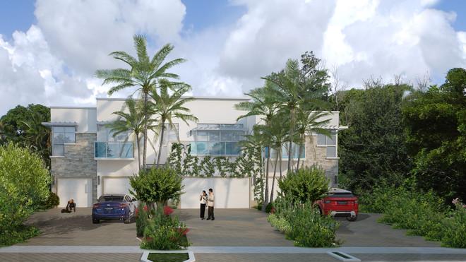 Townhomes Development, Delray Beach, FL