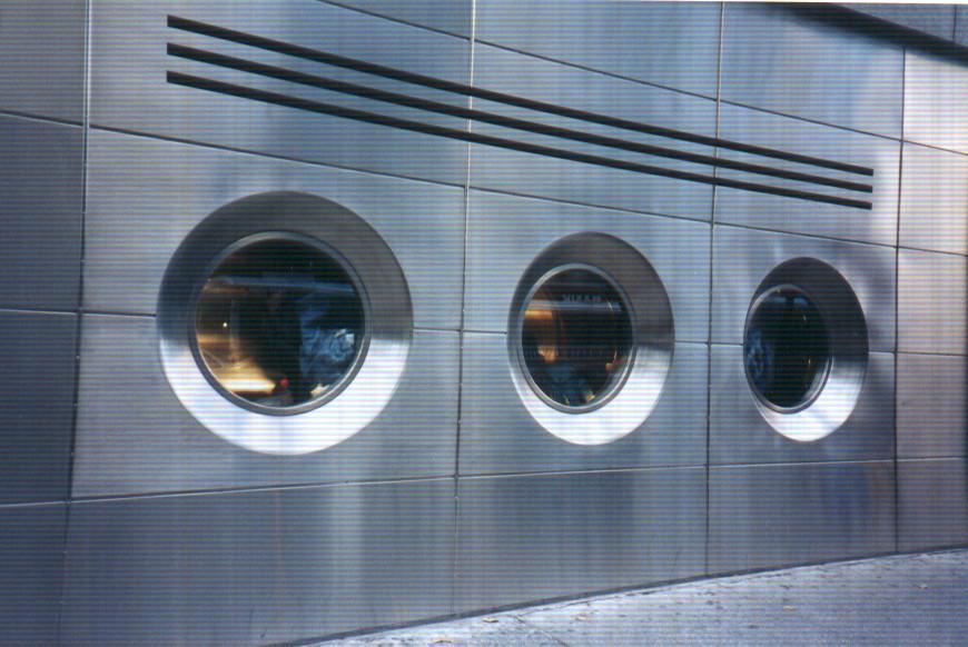 Diesel Flagship Store - Kinetic Facade, NYC