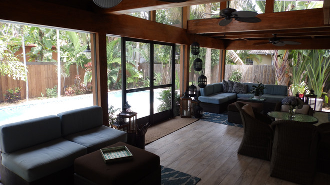 Keane Screened Porch Addition