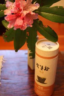 2011 Hankook Teuksun Saejak Korean Green Tea