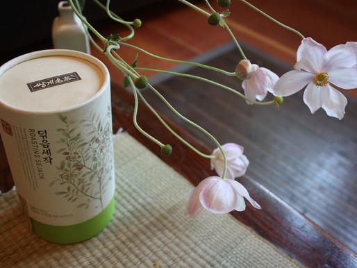 "2012 ""Roasting Sejak"" Ssang Kye Semi-wild Jiri Mountian Green Tea"